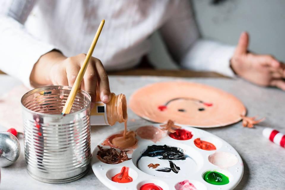 Chipul drag al părintelui – atelier senzorial și de mindfulness