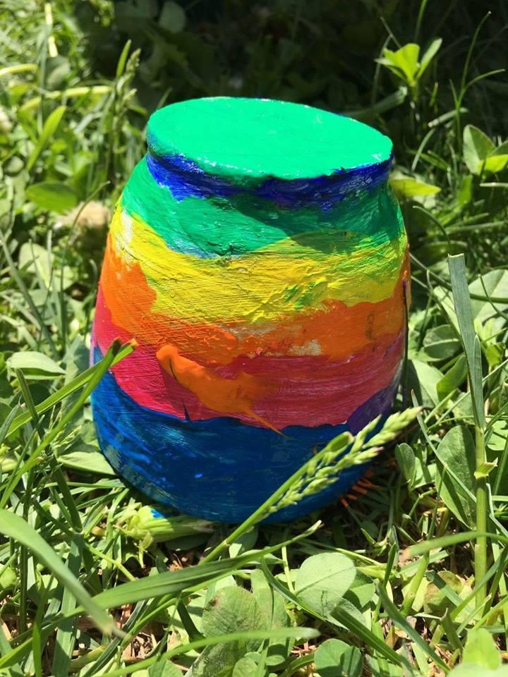 Pictură Pe Vase De Ceramică