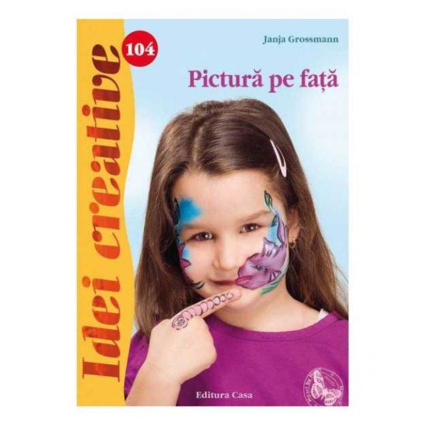 Pictură pe faţă - Idei creative 104