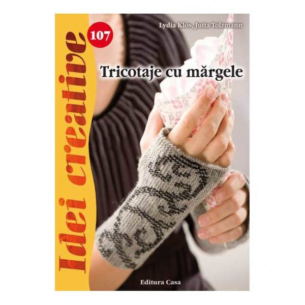 Tricotaje cu mărgele - Idei creative 107