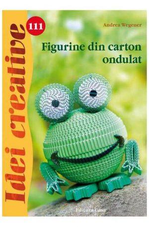 Figurine din carton ondulat – Idei creative 111