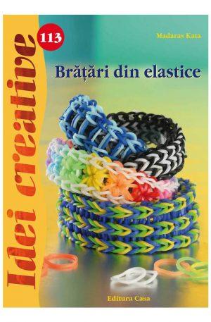 Brăţări din elastice – Idei creative 113
