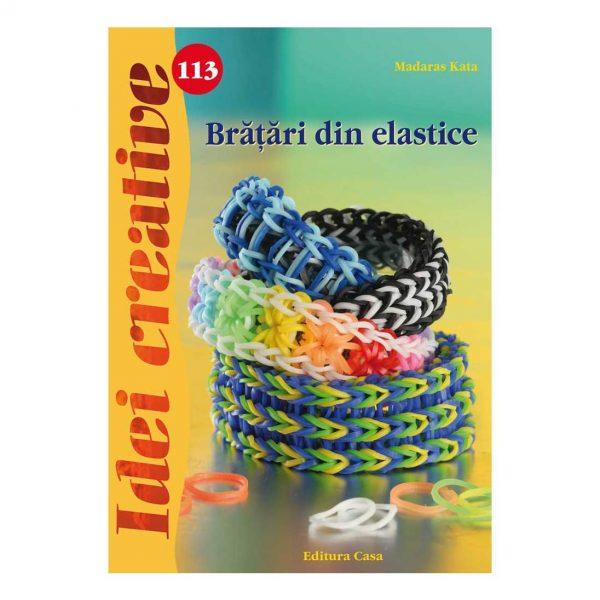 Brăţări din elastice - Idei creative 113