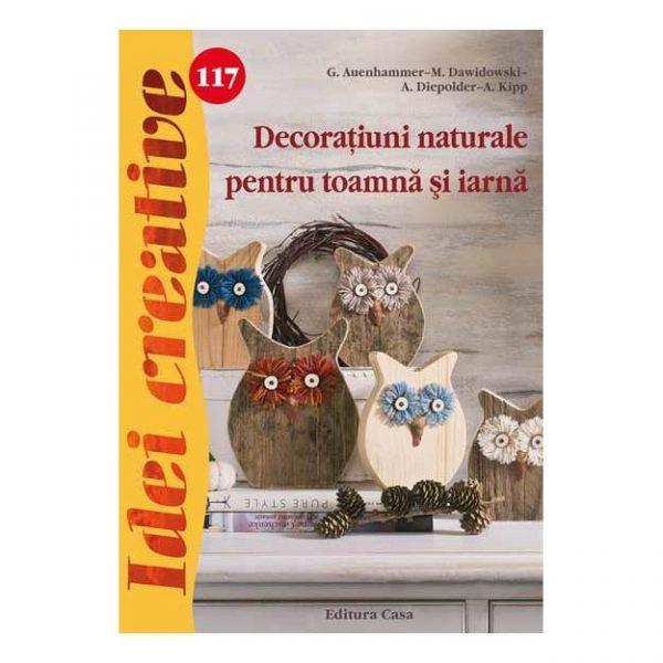 Decoraţiuni naturale pentru toamnă şi iarnă - Idei creative 117