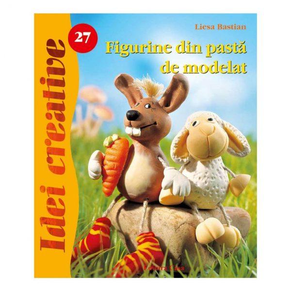 Figurine din pastã de modelat - Idei Creative 27