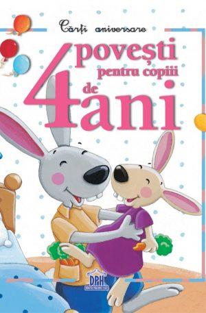 4 povesti pentru copiii de 4 ani