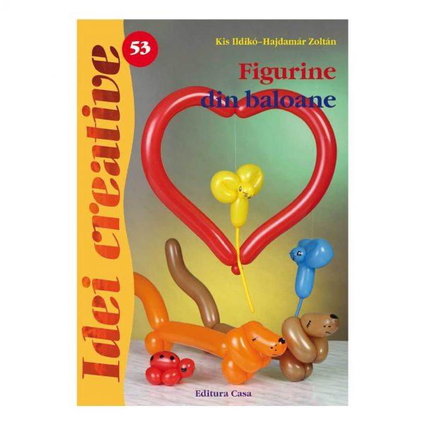 Originea exactă a baloanelor este neclară; ceea ce se ştie sigur este că primele baloane au fost confecţionate din intestine de animale. În culturile maiaşă şi aztecă se întâlnesc figurine de animale realizate din intestine umflate şi cusute cu fire vegetale. Conform cercetărilor fizicianului englez Michael Faraday, primul balon din cauciuc a fost fabricat în 1824. În 1912, Harry Rose Gill, proprietar al unei fabrici de cauciuc, a început producerea şi comercializarea de baloane lunguieţe, în formă de trabuc. Recomandăm tuturor categoriilor de vârstă modelarea baloanelor, însă, această activitate cere multă răbdare până la deprinderea tehnicilor, motiv pentru care figurinele se realizează în ordinea prezentată în carte,pentru a câştiga experienţă pentru obţinereaa figurinelor mai complexe.