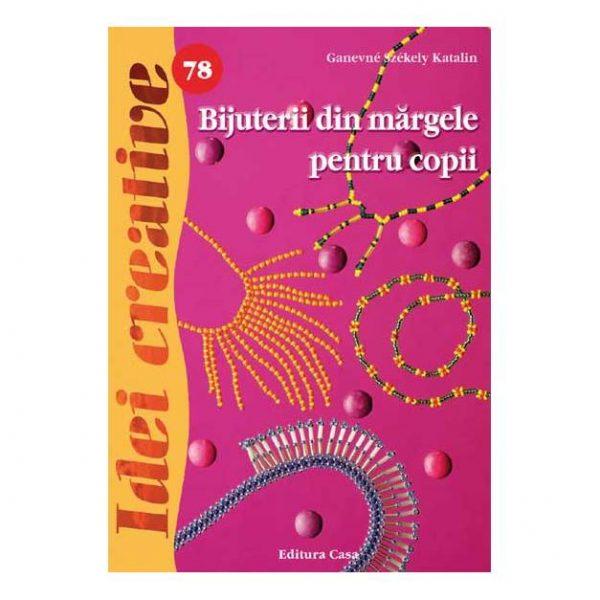Bijuterii din mãrgele pentru copii - Idei creative 78