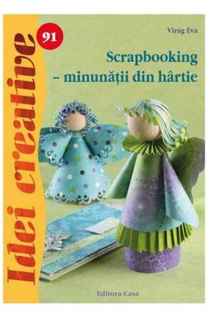 Scrapbooking – minunăţii din hârtie – Idei creative 91