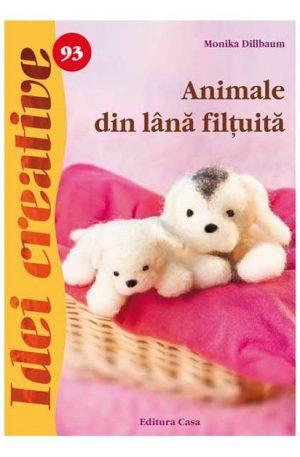 Animale din lânã filţuitã – Idei creative 93