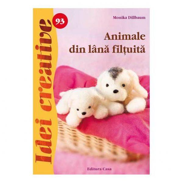 Animale din lânã filţuitã - Idei creative 93