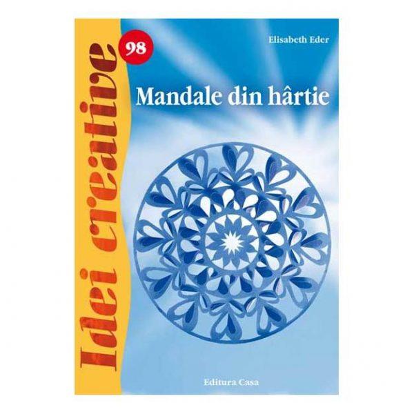 Mandale din hârtie - Idei creative 98