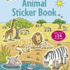 Animals sticker book