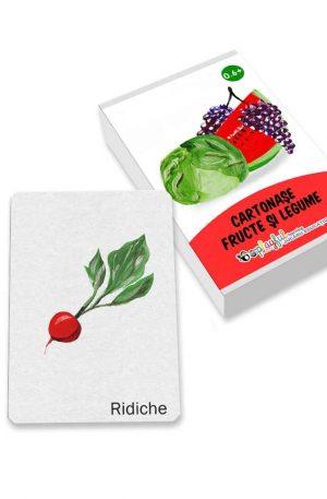 Cartonase Fructe si Legume