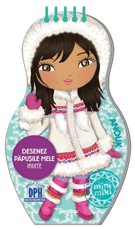 Desenez papusile mele - Inuite