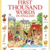 First thousands words in english