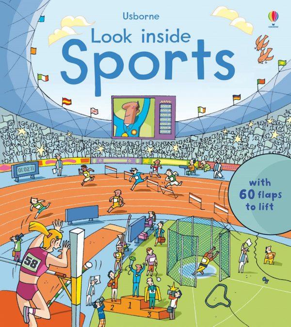 Look inside Sports