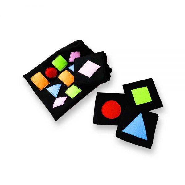 Memory game forme geometrice
