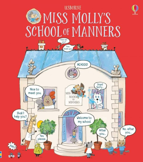Miss Milly's school of maners