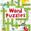 Word puzzle activity cards