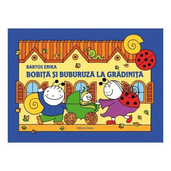 Bobiţă şi Buburuză la grădiniţă