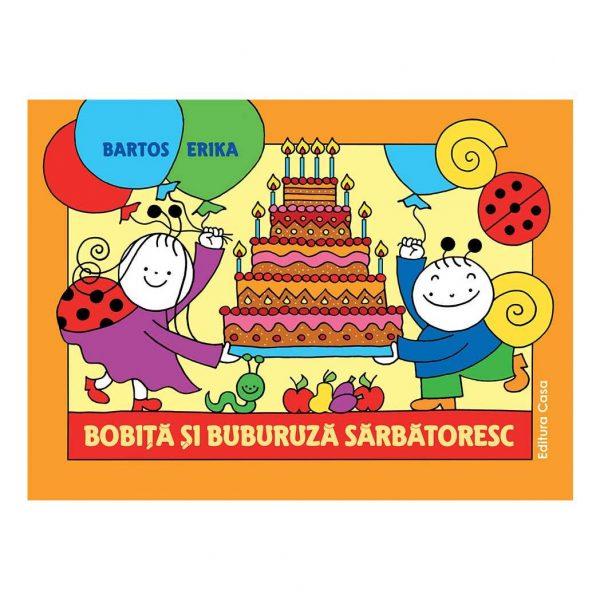 Bobiță și Buburuză sărbătoresc!