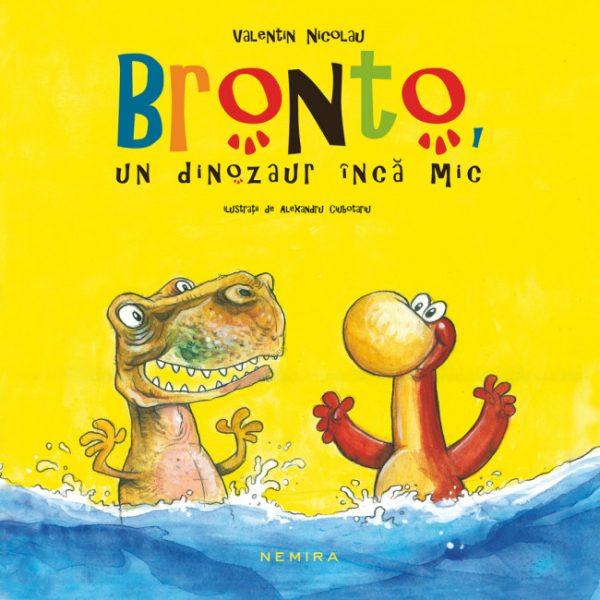 Bronto, un dinozaur încă mic
