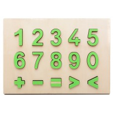 Hai sa invatam cifrele si semnele matematice!