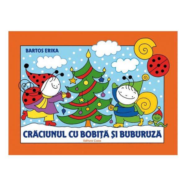 Crăciunul cu Bobiţă şi Buburuză
