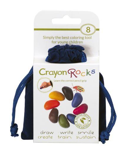 Crayon Rocks 8buc