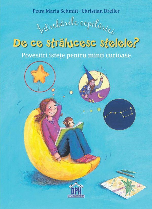AcasaCopiiStiintaCultura generalaIntrebarile copilariei - De ce stralucesc stelele?