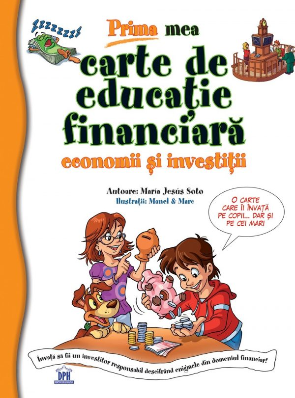 Prima mea carte de educatie financiara