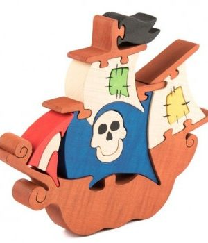 Jucărie Fauna – Corabia piraților