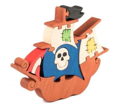 Jucărie Fauna - Corabia piraților