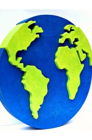 Jucărie Fauna – Globul pământesc