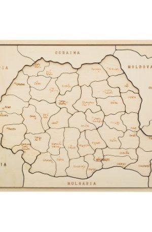 Hai să ȋnvăţăm despre ROMÂNIA! – capitale de judet