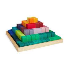 Piramida, 100 piese
