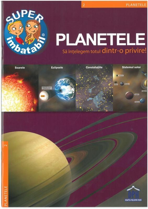 Super imbatabil - 2 - Planetele