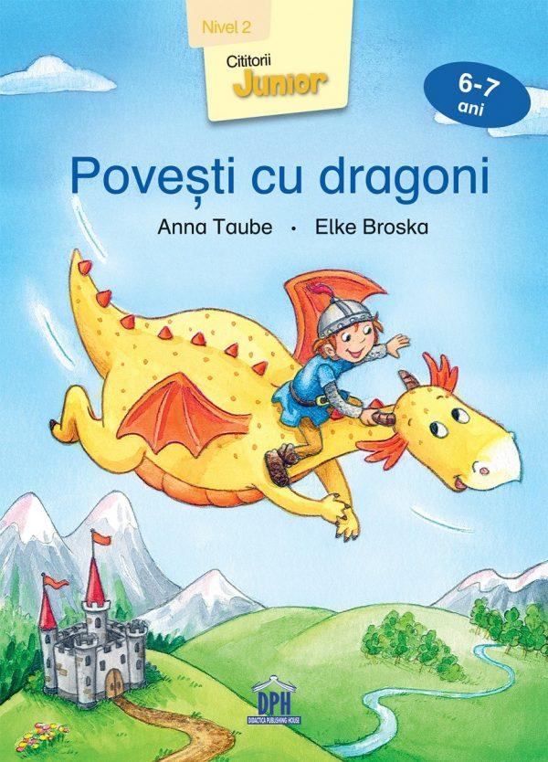 Povești cu dragoni - Nivel 2 - 6-7 ani