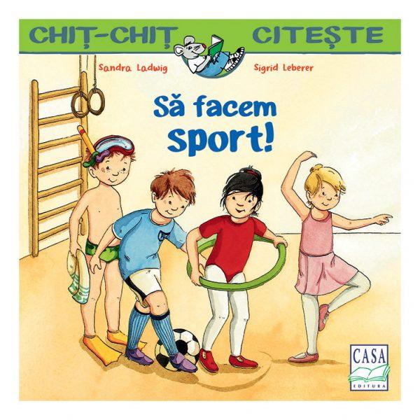 Să facem sport!