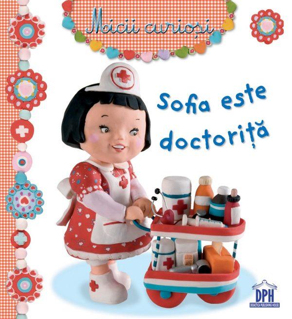 Sofia este doctorita