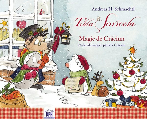 Tilda Soricela - Magie de Craciun (Calendar)
