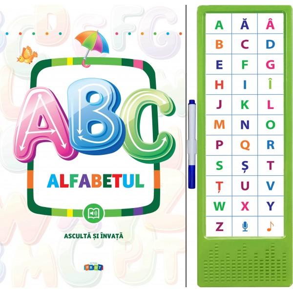 ABC Alfabetul