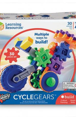 Gears, Gears, Gears! Cycle Gears!