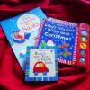 Pachet LD_002_89: First Colouring Book Santa; BVF Noisy Book Christmas; BVF Outdoors Book