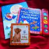 Pachet LD_003_89: First Colouring Book Santa; BVF Noisy Book Christmas; BVF Baby Animals