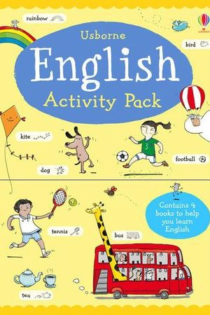 Usborne English Activity Pack