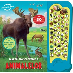 Marea enciclopedie a animalelor