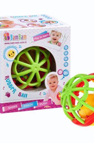 BamBam Rubber Ball minge din cauciuc