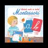 Literele mele in relief Montessori